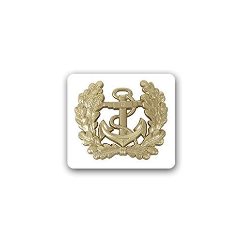 Aufkleber/Sticker Marine Seestreitkräfte Marine Teilstreitkraft 8x7cm A2004