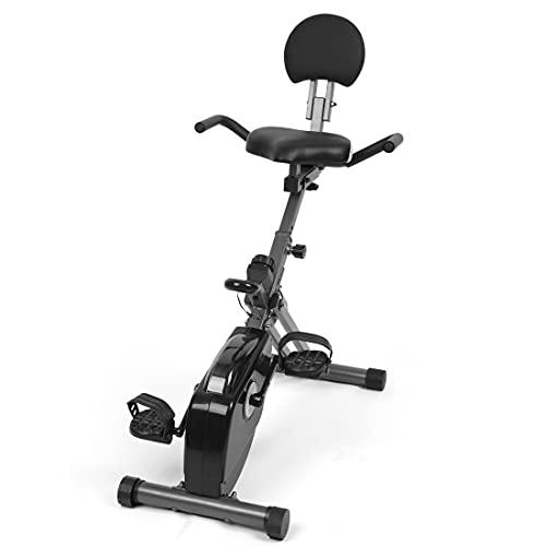 Peak Power - Aparato de entrenamiento reclinable para personas mayores, para entrenamiento suave con las articulaciones en semitumbona,
