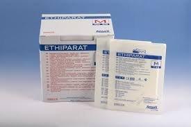 ETHIPARAT Untersuch.Handsch.ster.mittel M3350 100 St Handschuhe by ETHIPARAT