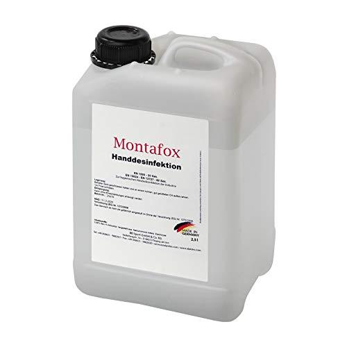 2,5 Liter Händedesinfektionsmittel