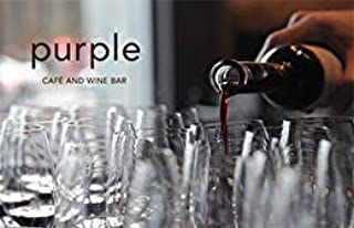 purple cafe gift card