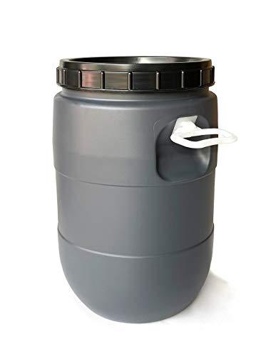 Jardin202 - Bidon de Boca Ancha de 30 litros - con Asas