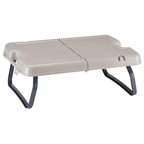 Wnvivi Adjustable Folding Table,Multifunctional Portable Dining with Carrying Handle for Indoor Work Outdoor Picnic Party Dining Camp Tables