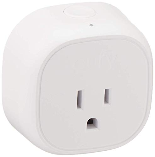 eufy Smart Plug, No Hub Required, Compatible with Alexa and the Google Assistant, Wi-Fi Enabled, Set Schedules, Countdown Timer, Control Remotely, Away Mode (Renewed)