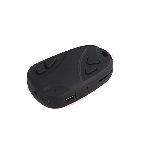 Mate 808 HETAT 1080P Spy Hidden Camera Sport DV RC FPV Helmet Camera Motion Activated baby Monitor Mini DVR Webcam (No Memory Card)