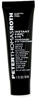 This Treatment tightens, firms and smoothes The Eye Area - Peter Thomas Roth Instant FirmX Eye