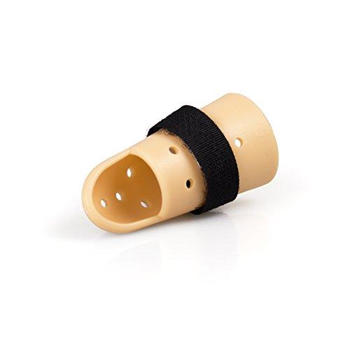 Fingerschiene   Fingergelenk Schiene   Hyperextension Schiene   Bandage nach Stack   Grösse: L/M