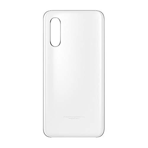 Ajuste para la cubierta de la carcasa de la cubierta de la puerta trasera de Fit For Meizu 16S Pro Ajuste para Fit For Meizu 16 S PRO Tapa de la batería de la parte posterior + logo Parte Trasera Batt
