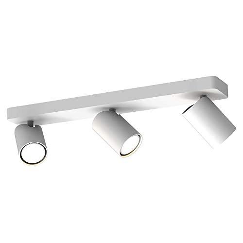 Regleta MANTRA SAL de 3 Lámparas color blanco 3 x GU10 max