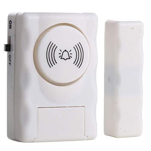 120dB Wireless Home Fenster Tür Einbruch Einbruchsicherheit