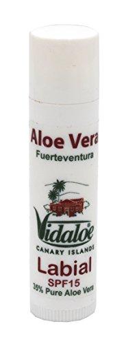 Vidaloe Stick labial de aloe vera 5ml