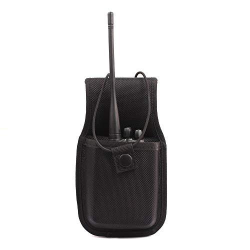 YunShao Universal Radio Tasche für Motorola MT500, MT1000, MTS2000 & ähnliche Modelle, 1680D Nylon, Universal