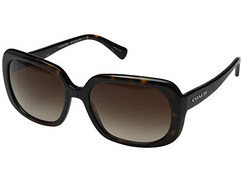 Gafas de Sol Coach HC 8178 Havana/Light Brown Shaded 57/17/140 mujer