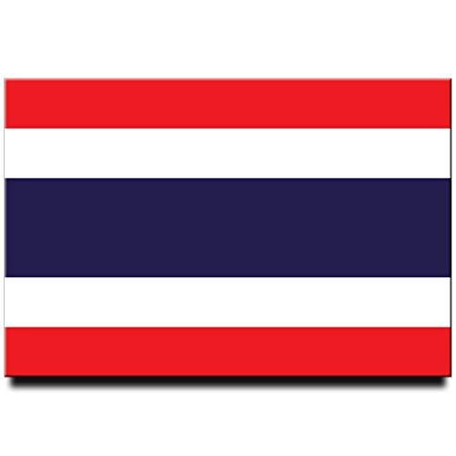 Magnet Sv Thailändische Flagge Kühlschrankmagnet Bangkok Reise Souvenir Phuket