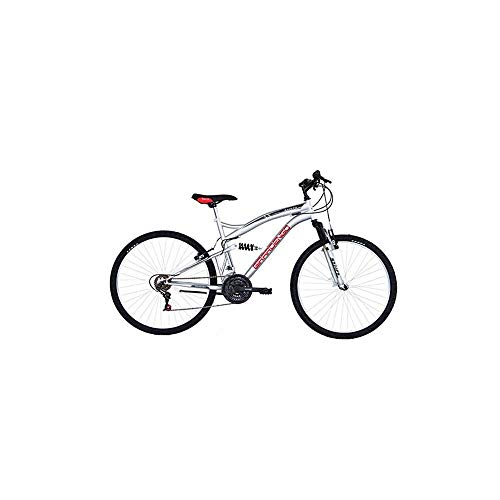 Masciaghi Bicicletta Mountain Bike Ruota 26 Argento