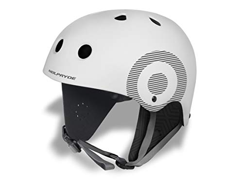 Casco Watersport NEILPRYDE Helmet Slide C2 blanco