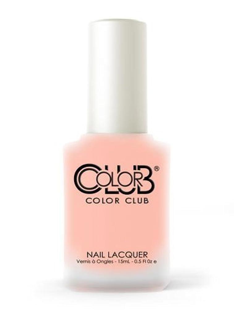 印刷するやる昼食Color Club EXTRA CREDIT .5 fl oz Neon Matte Finish Nail Lacquer-from the new Pop Chalk Collection by Color Club
