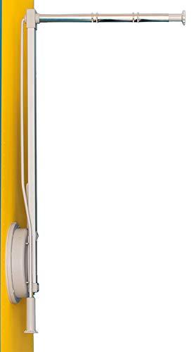 Kleiderlift Garderobenlift Wardrobelift Lift Kleiderschranklift SINGLE LIFT links