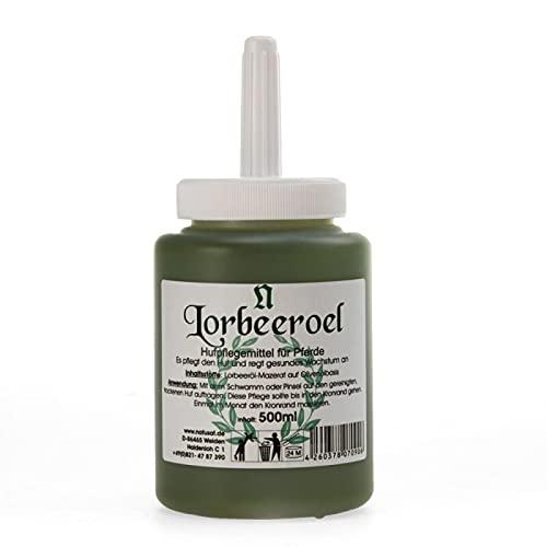 Natusat Lorbeeröl 500 ml | zur Hufpflege bei Pferden