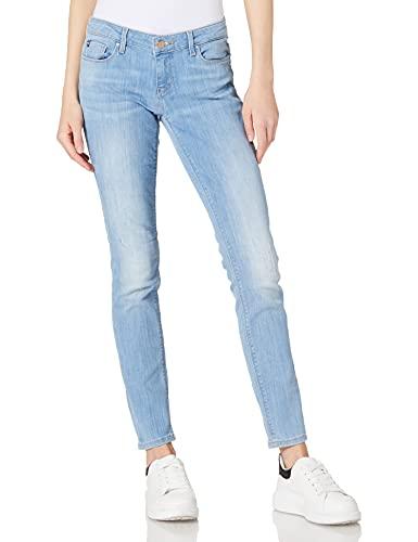 ONLY Damen Onlcoral Sl Bb Cre185063 Skinny Jeans, Blau (Light Blue Denim Light Blue Denim), 27W 32L EU