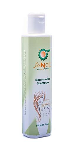 Sanoll Naturmolke Shampoo 200 ml