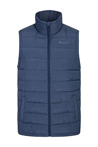 Mountain Warehouse Chaleco Seasons Texturizado Acolchado