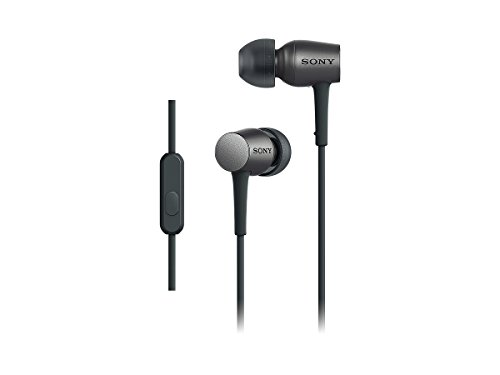 ソニー イヤホン h.ear in MDR-EX750AP : ハイレゾ対応 カナル型 リモコン・マ…