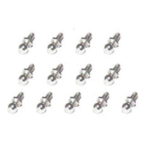 HBX Part 88021 Ball Joint Set 3.8mm 13P for HAIBOXING RC Model Buggy Car Truck Truggy
