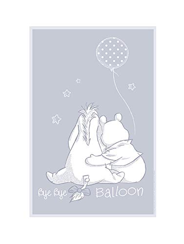 Winnie Pooh Bye Balloon