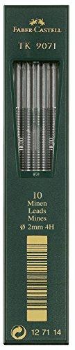 Faber-Castell 127114 - Mina de Repuesto (4H)