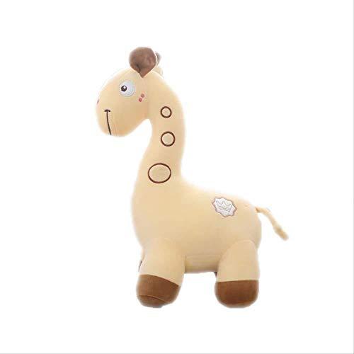 SSTOYS Plüschtier Giraffe Puppe 40Cm Schlafen Mit Puppe Mädchen Baby Deer Kind Schnuller Puppe