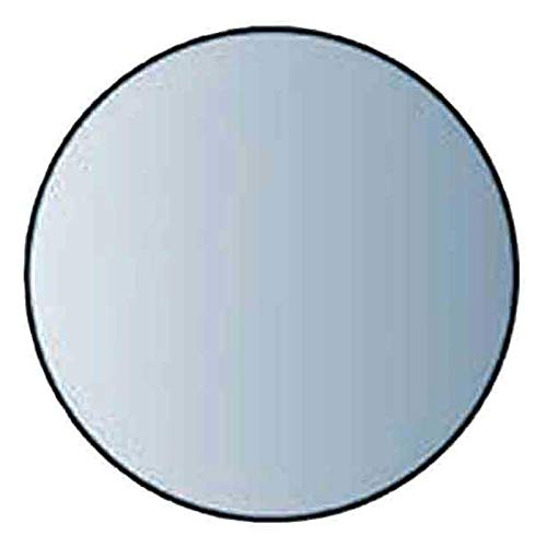 Glasbodenplatte 6 mm Stärke, 100 x 100 cm, Rund 21.02877.2 Glasplatte Funkenschutz Platte Kamin Ofen Kaminöfen Lienbacher Vorlegeplatte Bodenplatte ESG Sicherheitsglas