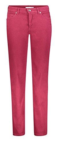 MAC Jeans Damen Melanie Skinny Jeans, Rot (Rubin Red 458r), W38/L30
