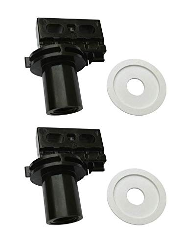Check Out This 2) Polaris C65 Pool Cleaner 180 280 Washer Replacement Rear Large Axle Wheels