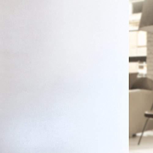 casa Pura /® Film statique pour fen/être Givre-Film de confidentialit/é-Aluminium//Verre Blanc 43 x 300 cm