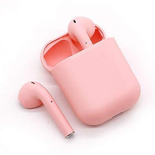 Auriculares inalámbricos inPods 12 TWS - Conectividad Bluetooth 5.0 - Compatibles con Sistema iOS y...