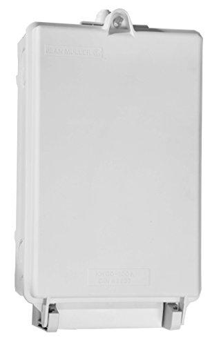 GSAB Elektrotechnik Hausanschlußkasten 99.00.100 3xNH00 IP54 Sicherungskasten 4260142193350