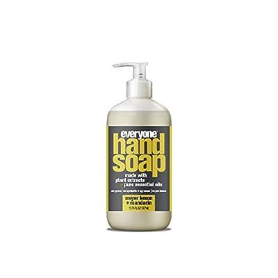 Everyone Hand Soap, Meyer Lemon and Mandarin, 12.75 Fl Oz (Pack of 1), Orange