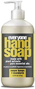 Everyone Meyer Lemon plus Mandarin 12.75oz Hand Soap