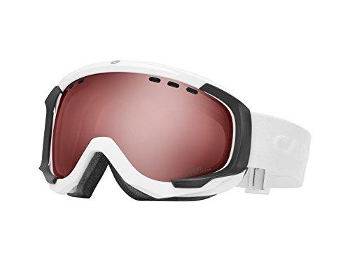 Carrera Skibrille Crest Sph/us, White Matte