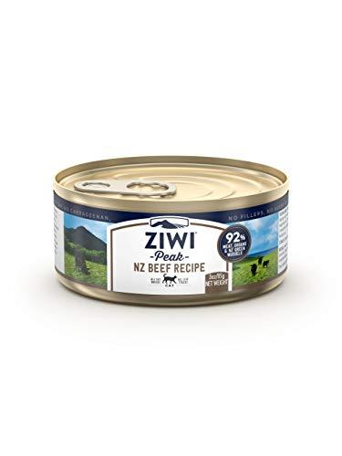 Ziwi Peak Alimento Húmedo para Gato, Sabor Ternera - 24 latas de 85 gr