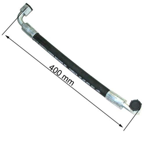 ATIKA Ersatzteil   Hydraulikschlauch 400 mm lang für Holzspalter ASP 8-1050