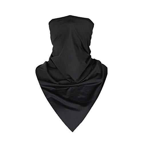 serliy Magic Head Gesichtsmaske Snood Neck Outdoor Radfahren Motorrad Halstuch Gesichtsmaske Halloween Decor Familie Outfits Set Persönlichkeit Ski Radfahren Snowboard Schal Halswärmer Gesichtsmaske