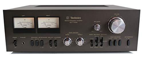 Technics SU- 7700 K Stereo Verstärker - Vintage Klassiker