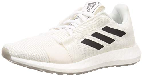 adidas Herren Senseboost Go M Laufschuhe, Grau FTWR White Grey Six Chalk White, 48 EU