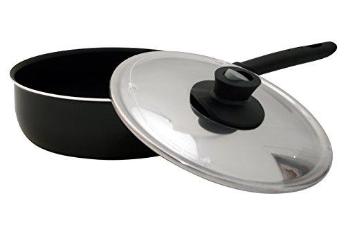Tefal Evidence Poêle 24 cm Single Pan (Single Pan, Noir, Aluminium, cuivre, 24 cm)