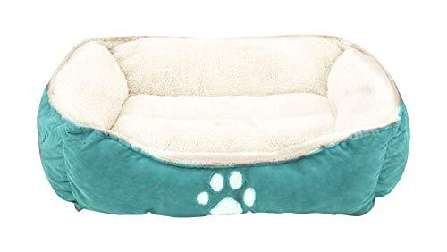 Sofantex Pet Line Medium Size Pet Beds Paw Print Blue