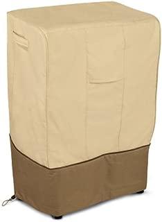 Home Decorators Collection Veranda Smoker Cover, SQ ONE Size, PBBL Earth BARK