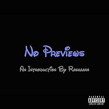 No Previews