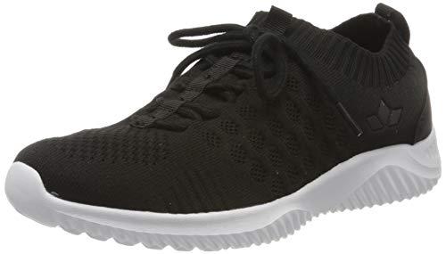 Lico Elastic, Chaussures de Marche Nordique Mixte, Noir, 39 EU